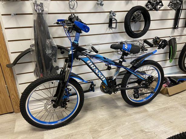 Велосипед Велик От 6 до 10 ти лет Подростковый Детский 20 колесо
