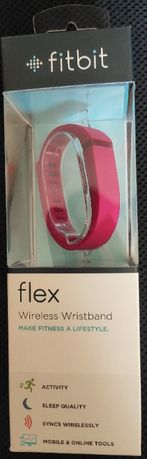 Fitbit Flex Pink Noua