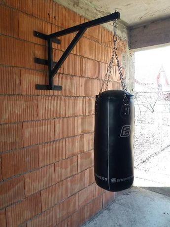 Suport sac de box cu fixare pe perete