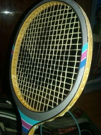 Paleta badminton Adidas de colectie de lemn XR-20 cu husa