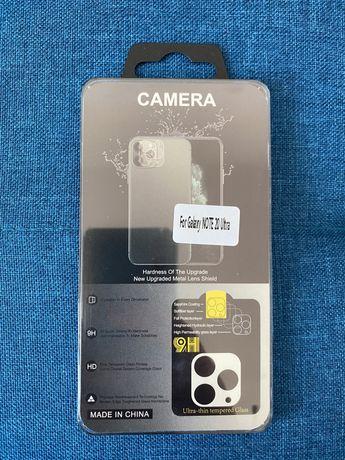 Стъклен Протектор Камера Samsung Galaxy S20 S21+ Plus Ultra Note 20