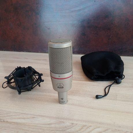 Akg c2000b студийный микрофон Austria