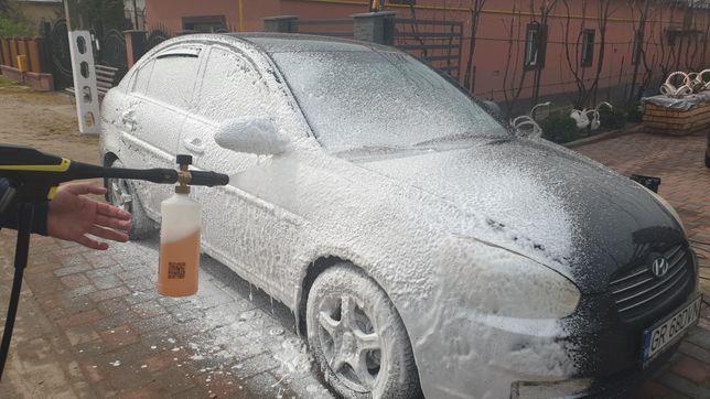 Lance spumare spuma frisca zapada pentru orice model aparat de spalat