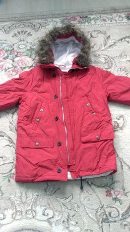 Осенняя куртка мужская. Раз.46-48. Покупали в Корее. Месяц одевал.