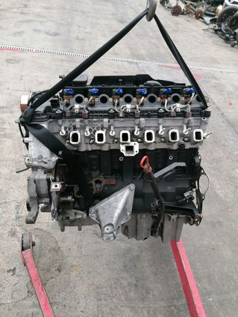Motor BMW seria 5 E60, 525d 163cp cod M57,