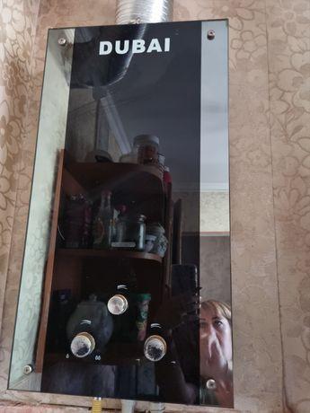 Газовая колонка DUBAI