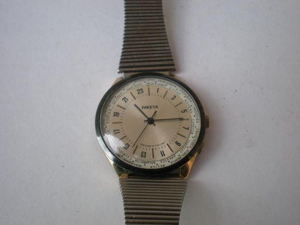 масивен мъжки часовник