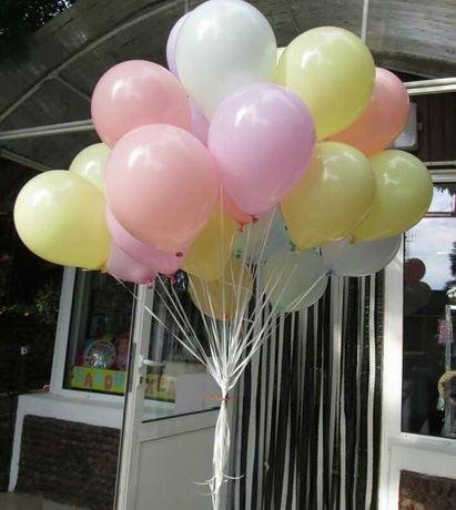 Балони с хелий!Голямо разнообразие от фолиеви и латексови балони!