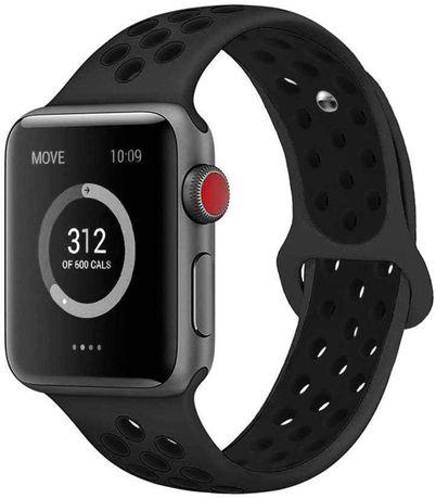 Силиконова каишка Sport за Apple Watch 38, Apple Watch 40mm