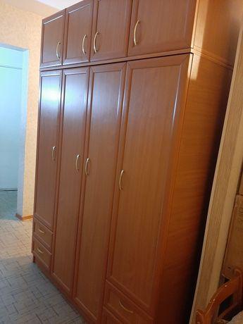 Шкаф 4д для прихожей