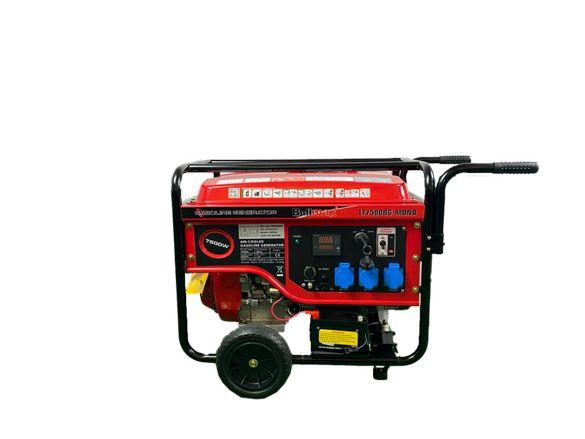 Бензинов агрегат 7.5Kw за монофазен ток