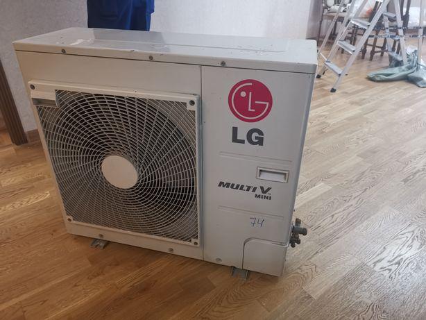 Сплит система кондиционер LG