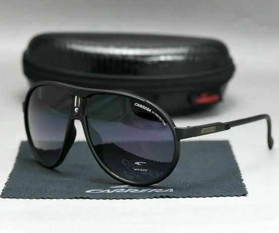 Ochelari De Soare Carrera Black/Red Champion Aviator Hugo Boss Ray Ban