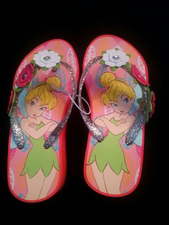 Papuci Tinkerbell