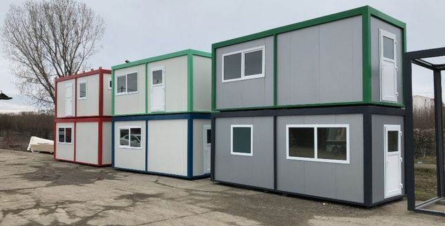 Container modular containere 6x2.4 stock