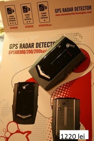 Detector radar,laser Storm gprs 300