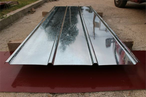 Покривна поцинкована ламарина TR20x295-885