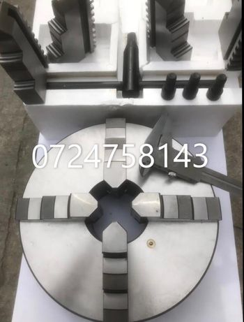Universal pentru strung 250mm cu 4 bacuri(2 rânduri de bacuri)