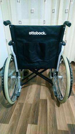 Cărucior pentru handicap adulți