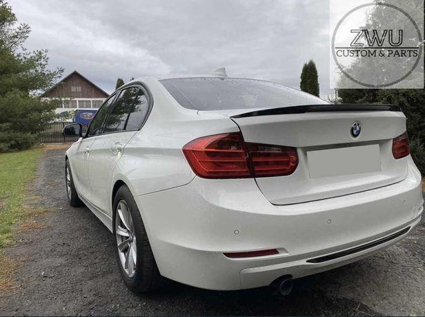 Eleron portbagaj model PERFOMANCE, BMW seria 3, F30, negru lucios