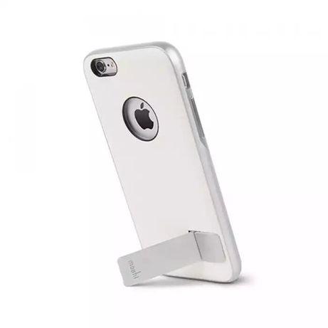 Carcasa Moshi Kameleon pentru Apple iPhone 6 Plus/6S Plus (Alb)