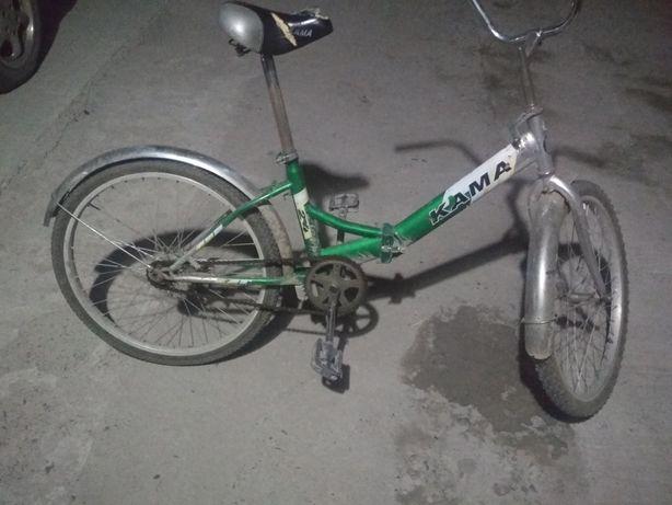 Продаю велосипед Кама в хорошем состоянии