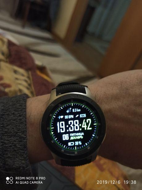 Обмен часов Samsung galaxy watch 2019