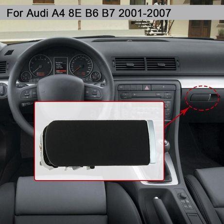 Дръжка брава закопчалка жабка Audi A4 B6 B7 Ауди А4 Б6 Б7