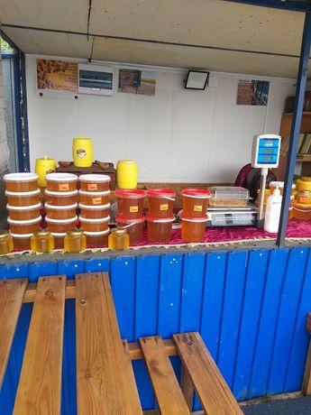 Мёд пчелиный ,мёд в  сотах, забрус, прополис.