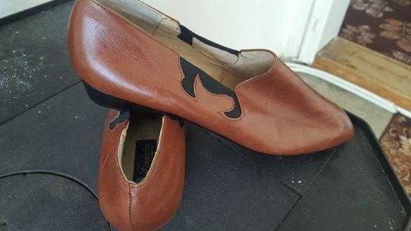 Дамски обувки ест.кожа