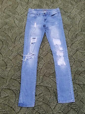 Pantaloni/blugi Dama Red Rivet Jeans