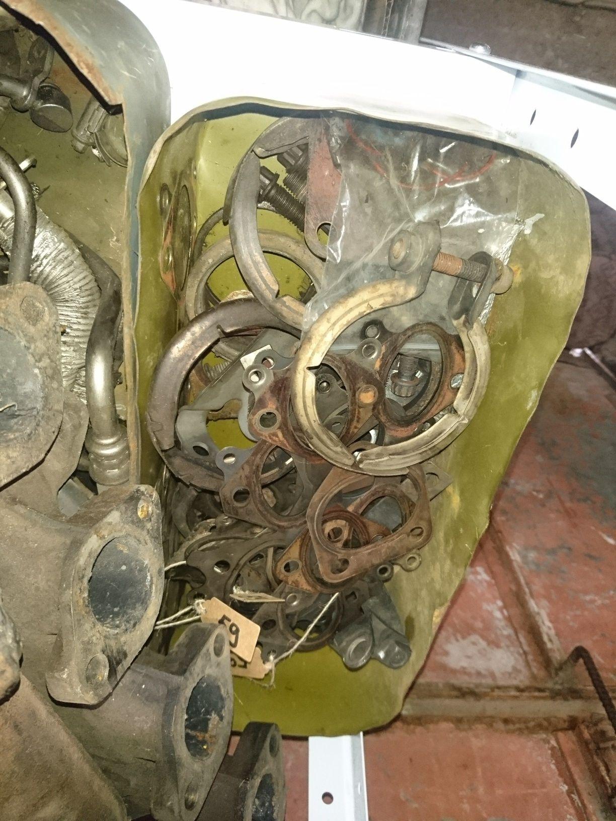 Скоба, управление, гарнитура за турбо за БМВ Е46 е90 е60 е53 е70 и др.