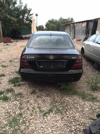 Мерцедес Е220CDI Mercedes E220CDI На части Na chasti
