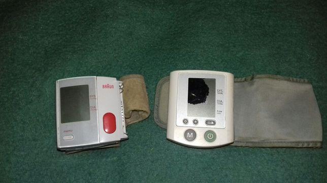Tensiometre defecte-BRAUN 6071 si SANITAS SBM 07