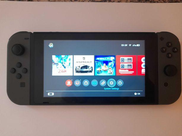 Nintendo switch full + Zelda Skyward HD, folosit nici 24 de ore total