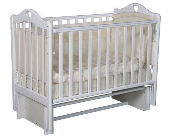 Детская кроватка манеж маятник Каролина 3 кроватки манежки Алматы