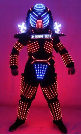 Лед лазер костюм