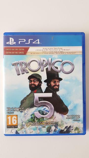 Tropico 5 PS4 PlayStation 4