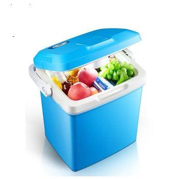 Хладилна чанта Cool Freeze Box 21 l, 12/230 V съвместима и с домашна