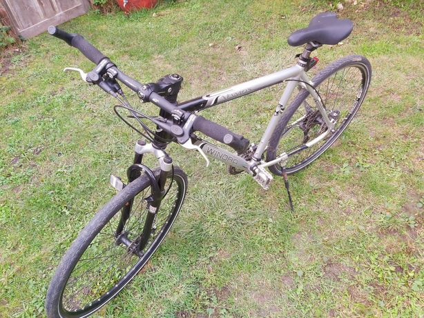 "Vand bicicleta tracking/city 28"""