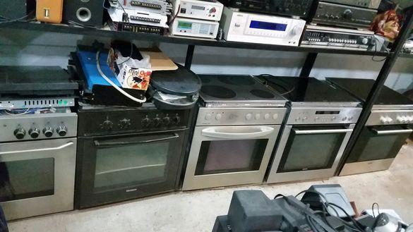 Керамична Готварска печка за вграждане