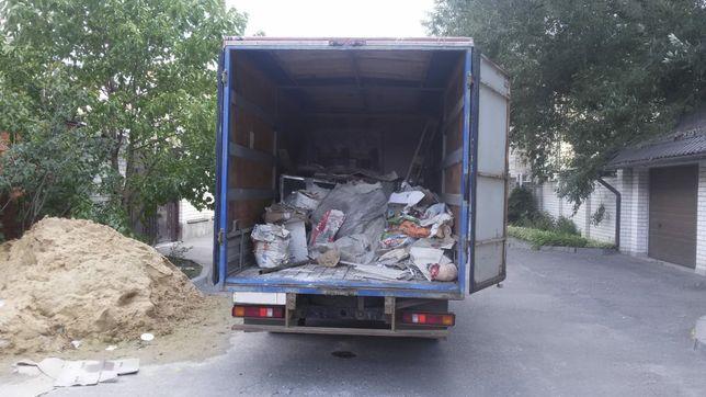 Газель вывоз мусора газель 5 тонник Услуги Зиь камаз Грузчики