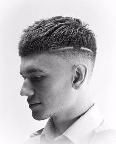 Обучение барбер парикмахер мужской мастер курсы