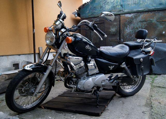 Motocicleta Sym Husky