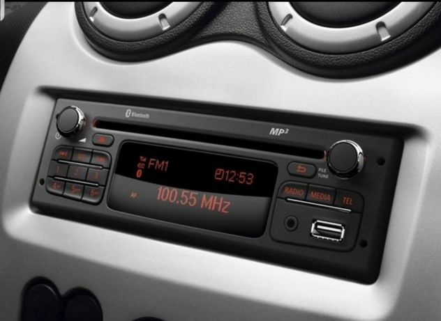 Radio CD MP3  original Dacia Logan Sandero Duster