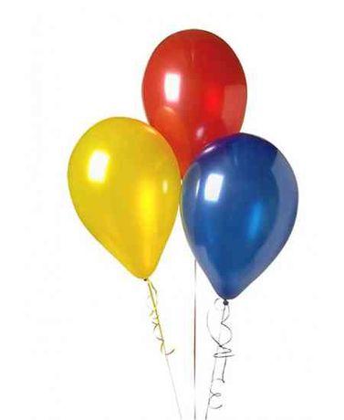 Heliu, baloane , arcade, cifre, litere .