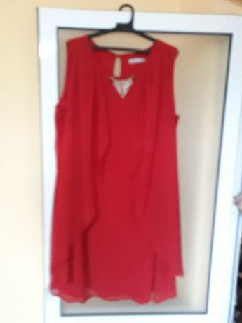 Vând rochie ocazie, marimea 46, purtată o singură dată.