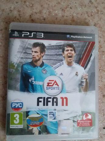 FIFA11 ДЛЯ Плейстейшен 3 до 7 скину цену.