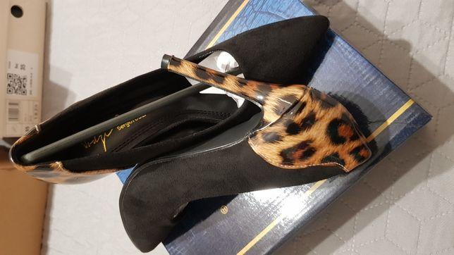 Pantofi stiletto mar 36