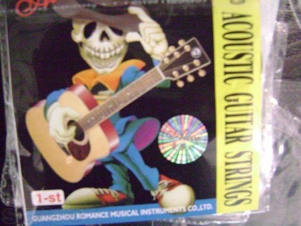 1я струна от акустической гитары металлическая